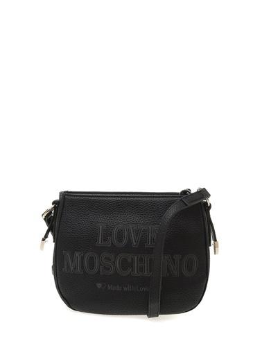 Love Moschino Clutch / El Çantası Siyah